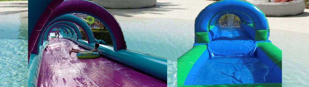 slider party baby deslizador hinchable acuatico