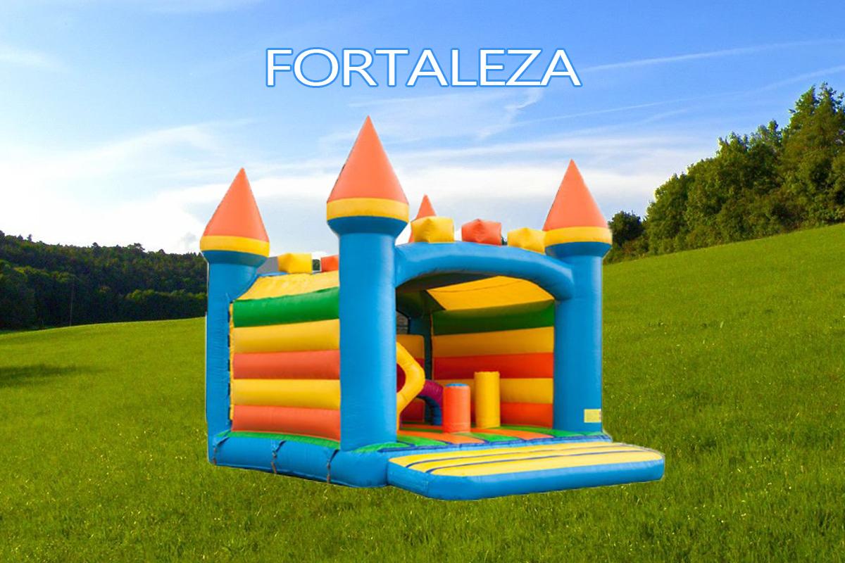 Castillo Hinchable Alquiler Fortaleza Portada