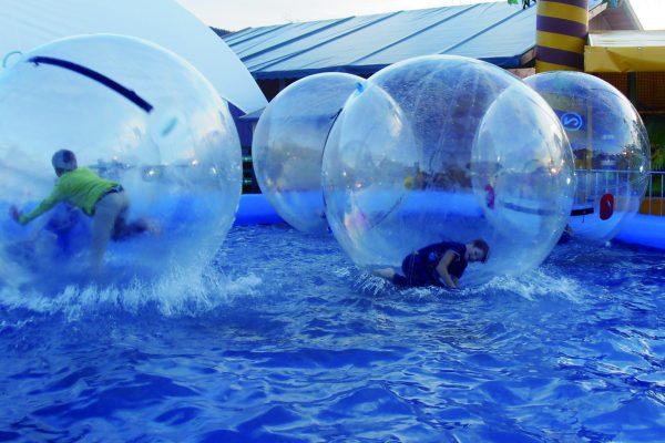 alquiler Water Ball