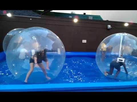 Alquiler Water-Ball